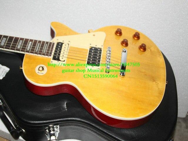 custom shop chinese guitars