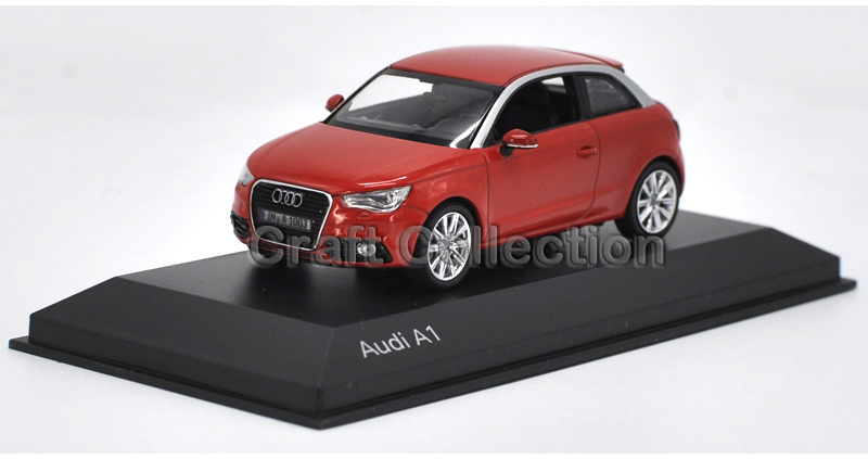 Red 1:43 A1 Minicar Diecast Classic Toys Replica Luxury Collection Miniature Minicar