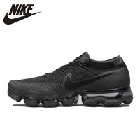 Nike New Arrival Original Authentic Air VaporMax Flyknit Breathable Men's Running Shoes Outdoor Classic Sneakers 849558
