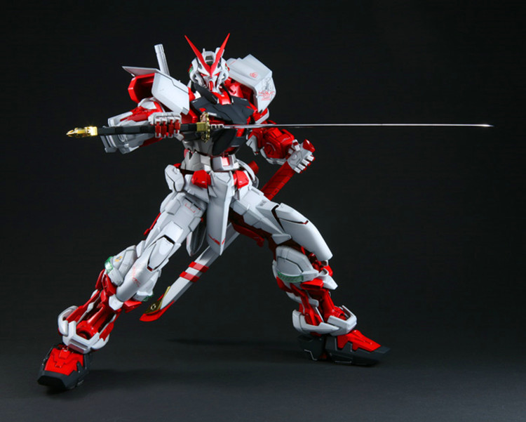 Free Shipping Daban Gundam 1:60 PG Fighter ASTRAY Red Frame MBF-P02*