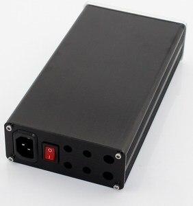 Image 4 - KYYSLB 2019 WA110 mini boîtier amplificateur en aluminium boîtier amplificateur boîtier amplificateur/boîtier/boîtier de bricolage