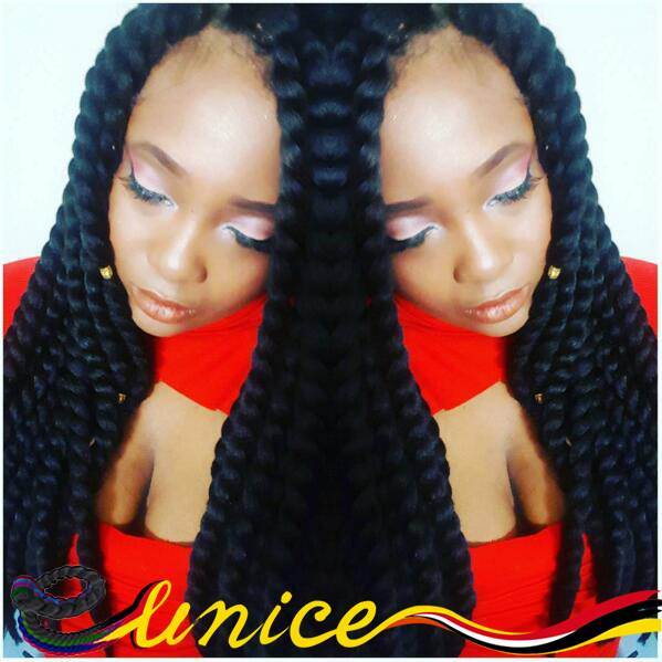 Aliexpress buy havana twist high quality synthetic hair aliexpress buy havana twist high quality synthetic hair extension senegalese twist hair braids havana mambo twist crochet braids senegalese from pmusecretfo Gallery