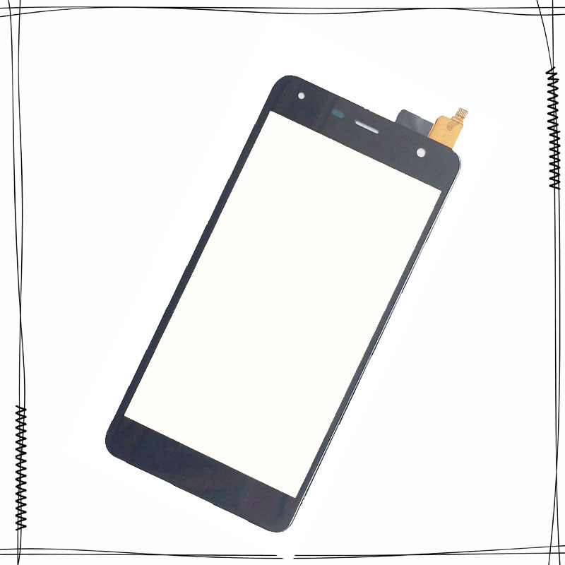 5pcs <font><b>Touch</b></font> Screen For Fly <font><b>fs517</b></font> cirrus 11 FS 517 Touchscreen Digitizer Front Glass <font><b>Touch</b></font> Panel Sensor Without LCD Display image