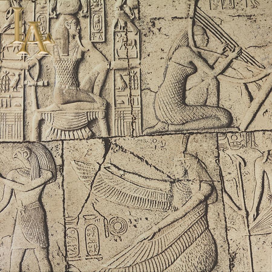 Online get cheap egyptian bedroom decor for Home wallpaper egypt
