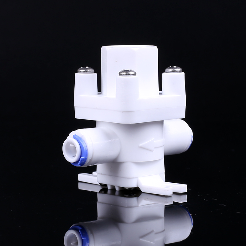 1/4 OD Tube Pressure Reducing Valve Stabilizing Regulator Switch RO Water Filter System Purifier Parts