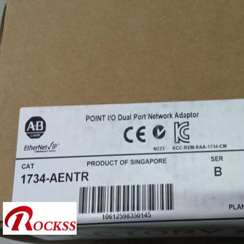все цены на  Brand New Module 1734-AENTR  With Free DHL / EMS  онлайн