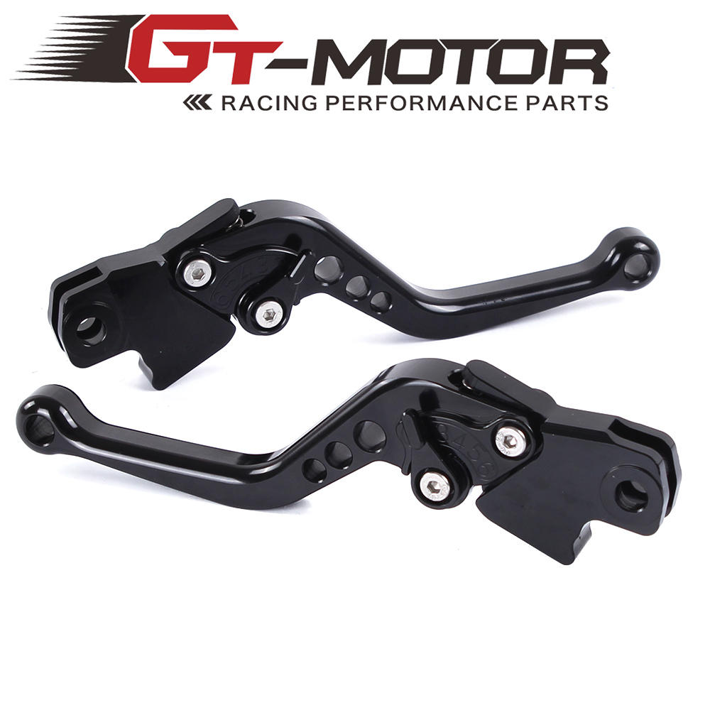 GT Motor - B-1 B-2 Motorcycle Brake Clutch Levers For BMW K1200S  K1200R  K1200R SPORT  R1200GS ADVENTURE K1200 GT R1200RT/SE adjustable folding extendable brake clutch levers for bmw k1300 s r gt k1600 gt gtl k1200r sport r1200gs adventure 8 colors