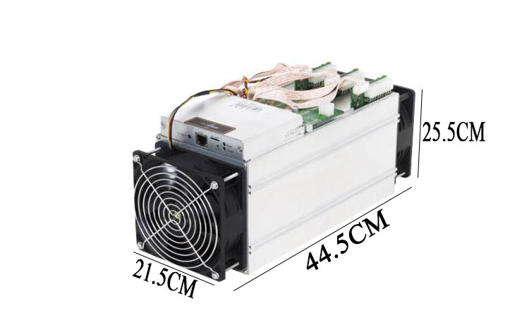 2018 New 10.5Th/s AntMiner T9 two fan,10500Gh/s with PSU  Asic Miner, Bitcon Miner,16nm BTC Mining,Same as BITMAIN AntMiner s9