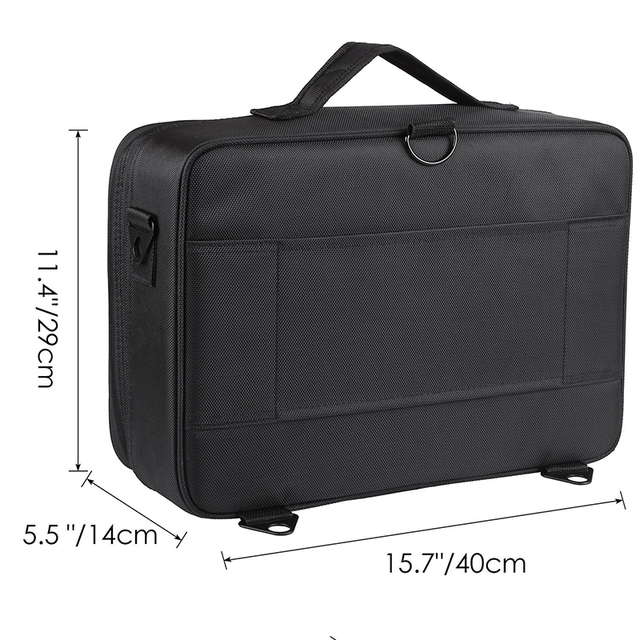 LHLYSGS Brand Cosmetic Case Suitcases  1