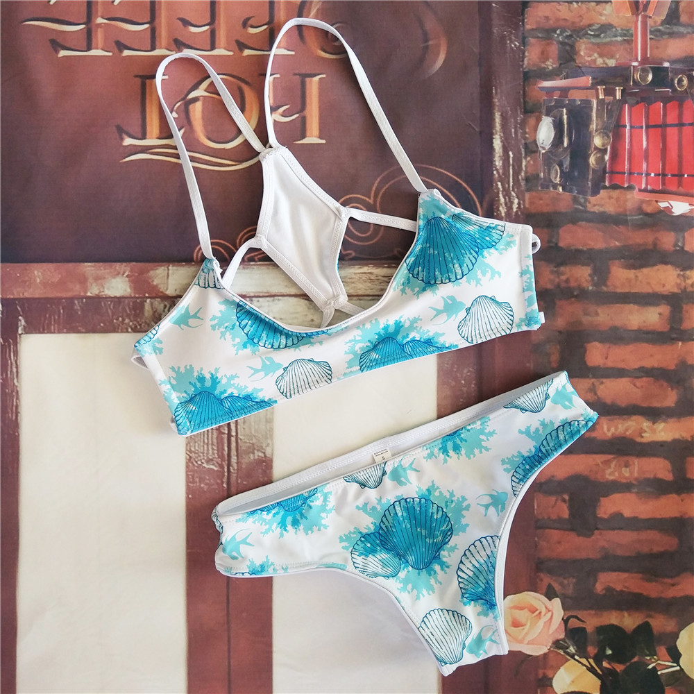 Designer Sexy Swimwear Mulheres Conjunto