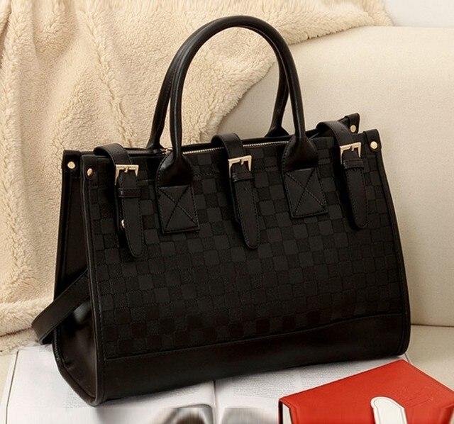 Free shipment 2013 women's handbag all-match knitted handbag strap decoration women's bag PU bags messenger bag