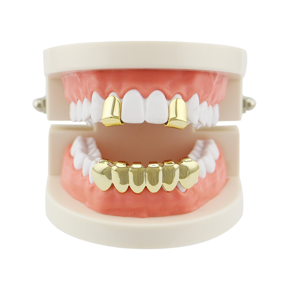 A Halloween Decoration Props Hip Tooth Teeth Grillz Hip ...