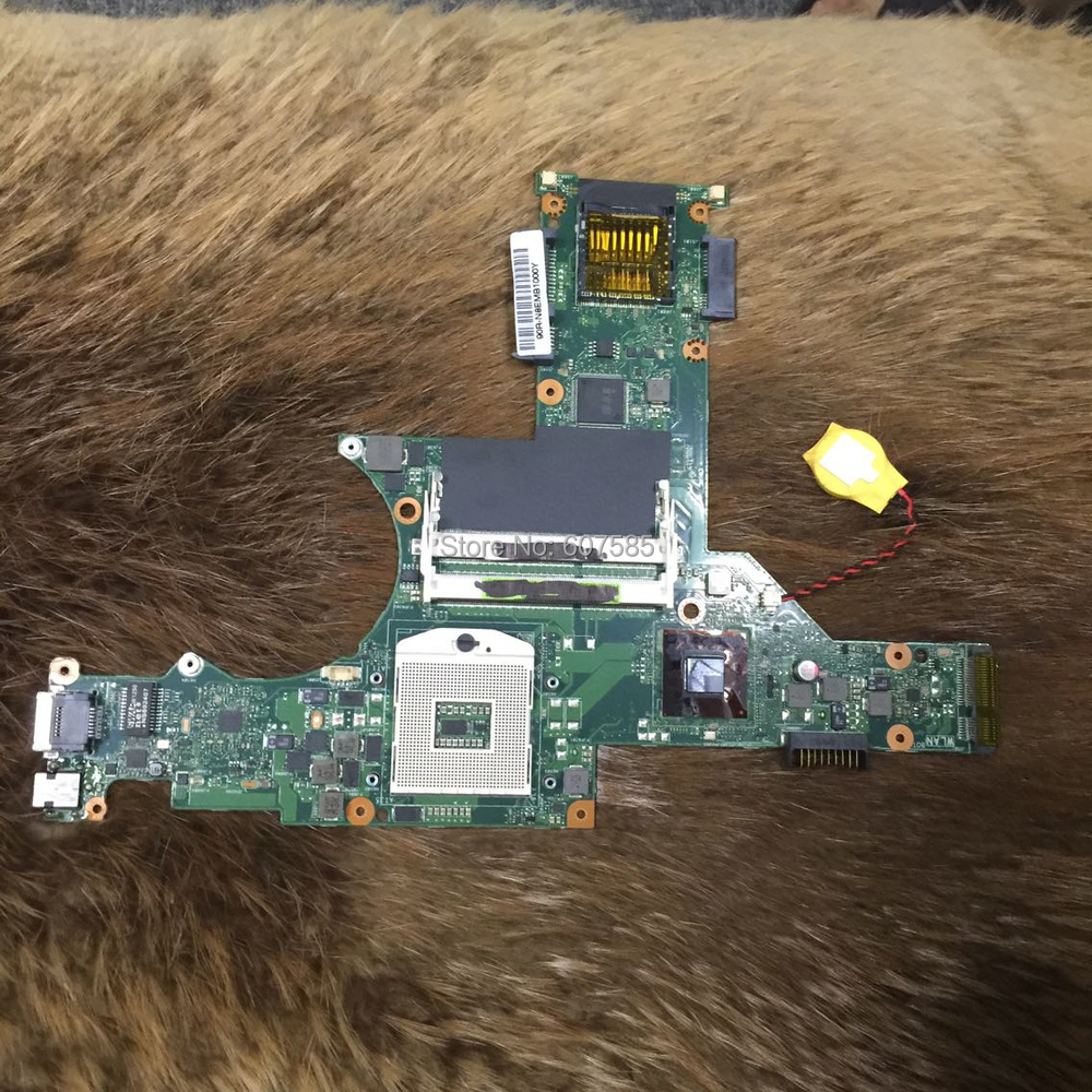 Free Shipping For ASUS Q400A Laptop font b Motherboard b font Mainboard DDR3 100 tested