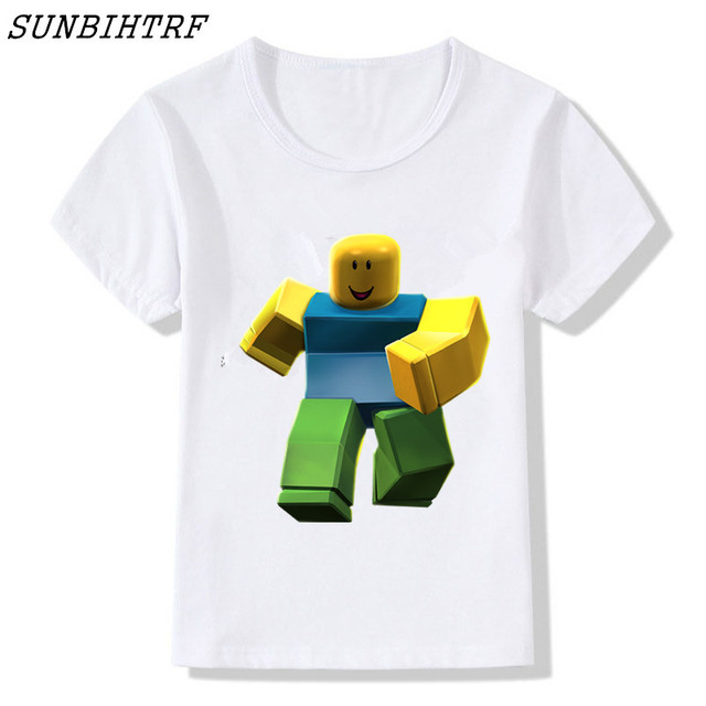 Us 299 Children Funny Roblox Stardust Ethical T Shirt Kids Boy Clothes Girls Costume Star Wars Rogue One Tshirt Roupas Infantis Menino In T Shirts