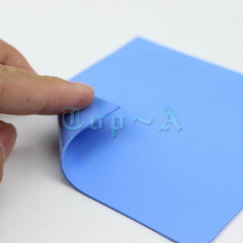 10 Pcs Blue 100x100x...