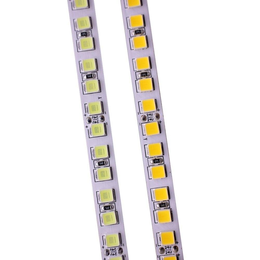 SMD 5054 LED Strip 5M 120leds/m Flexible Tape Light DC24V more bright than 5050 2835 5630 Cold white/warm white