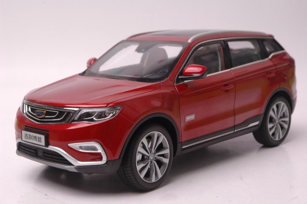 1:18 Diecast Model for Geely Boyue 2016 SUV Emgrand GT Proton X7 Alloy Toy Car Miniature Collection Gifts China Brand GX7 rocada forum page 3