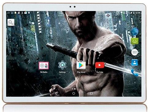2018 New DHL Free 10 inch Tablet PC Octa Core 4GB RAM 64GB ROM Dual SIM