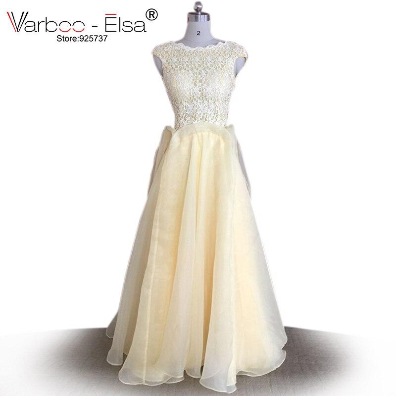 df02a53c06eba Vestidos دي فيستا vestido ونغو formatura الرباط الأعلى اورجانزا أثواب السهرة  الرسمية فساتين عارية الذراعين الأصفر