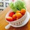 60 Второй Салат Резак Чайник Чаша-Здоровый, свежие салаты легко миску с крышкой Чайник 2017 новая мода