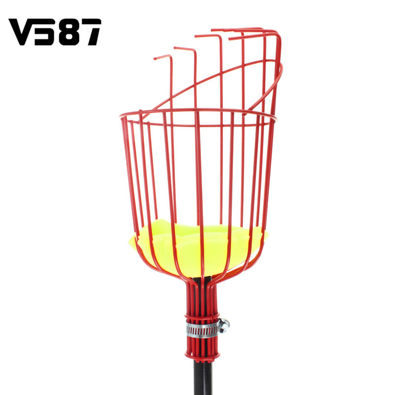 High Altitude Fruit Picking Device Garden Tools Can Manually Adjustable  Fruit Picking Orchard Planting Tool