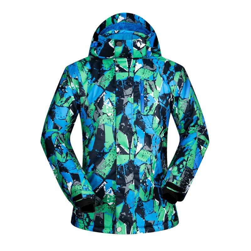 2019 MUTUSNOW Men Ski Jacket Snowboard Clothing Windproof Waterproof Outdoor Sport Wear Skiing Coat Winter Super Warm Jacket New