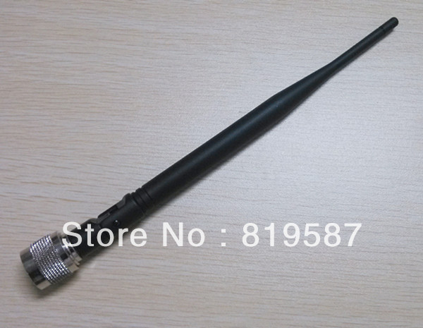 GSM1800 MHz rubber whip antenna 3dBi N Male connector 3dBi rubber whip antenna .Suitable for DCS/GSM 1800