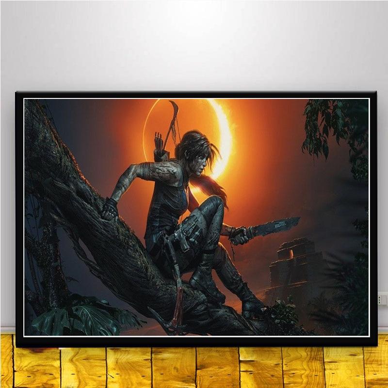 New Xenoblade Chronicles 2 Custom Silk Poster Wall Decor