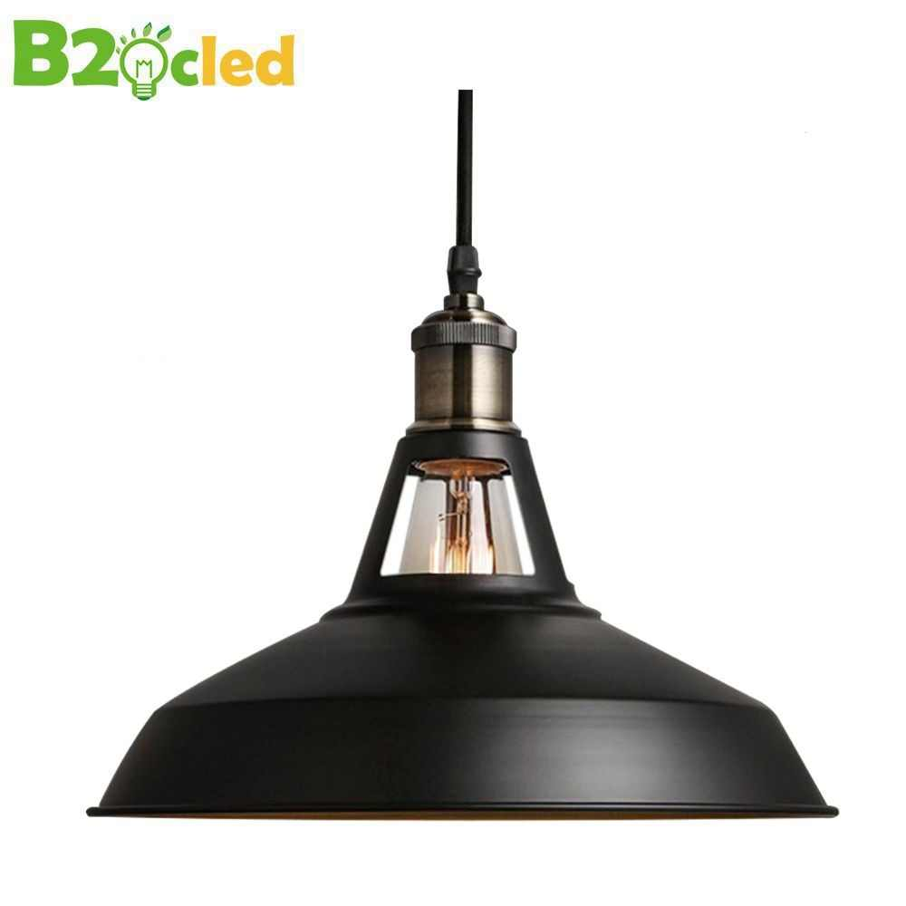 Kitchen Restaurant Pendant light retro style Art lamps Vintage Industrial lamp for Interior lighting decoration bar coffee shop