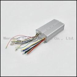 1200 W 48 V tube inteligentny  bezszczotkowy kontroler dla bezszczotkowy silnik DC z czujnikiem Holzer