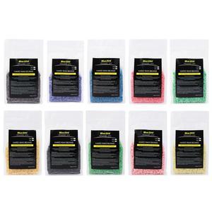 Image 3 - 500g Painless Depilatory Pearl Hard Wax Beans Brazilian Granules Hot Film Wax Bead For Hair Removal Waxing Bikini Dropshipping