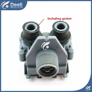 1 stücke für Universal waschmaschine wasser einlass ventil magnetventil FCD270C = FCD270A gute arbeits