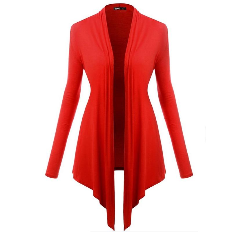 Autumn Casual Trench Coat For Women Long Coat Deep V Neck Irregular Slim Trench Coats Female Womens Windbreakers Open Stitch