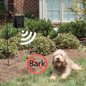 Image 2 - High Quality Pet Dog Repeller Training Ultrasonic Anti Barking Stop Bark Device Ultrasonic Outdoors Control Training Waterproof