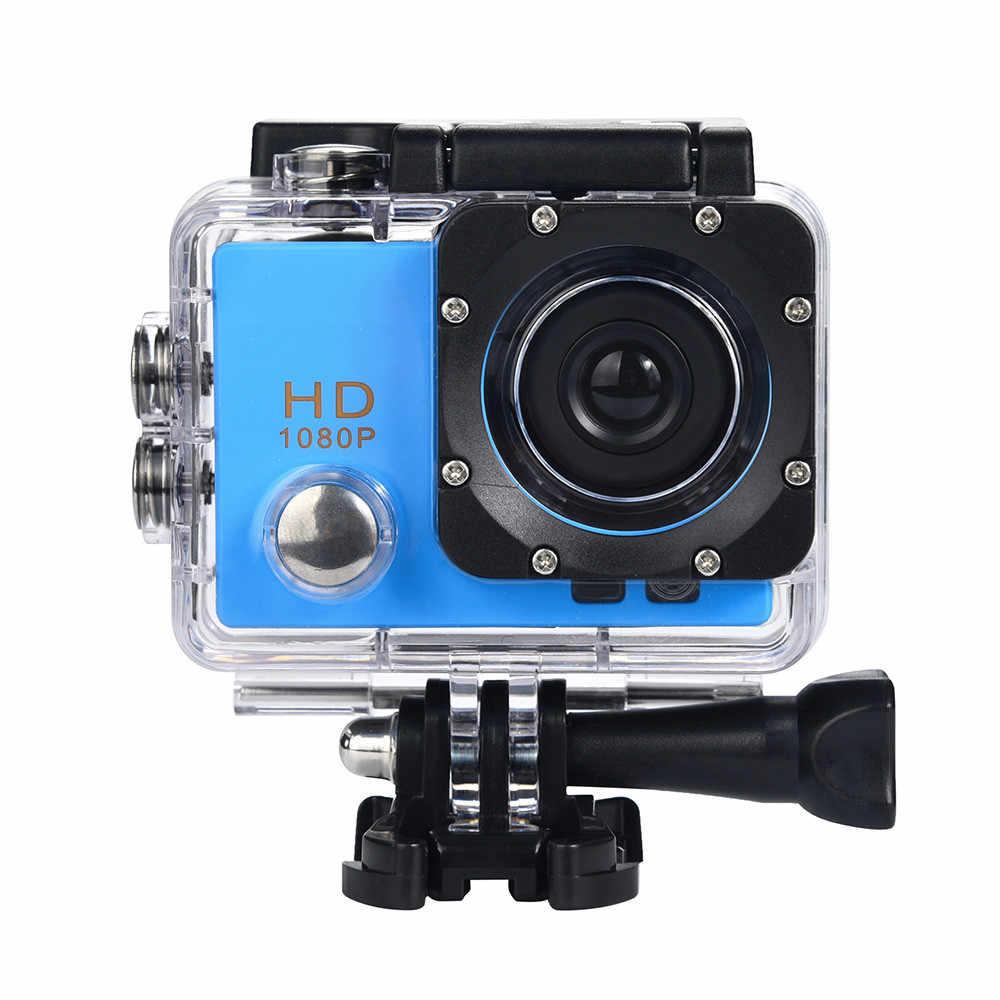 HD 1080 P спортивная водонепроницаемая камера DVR цифровая видеокамера с HD 1080 P AU.20