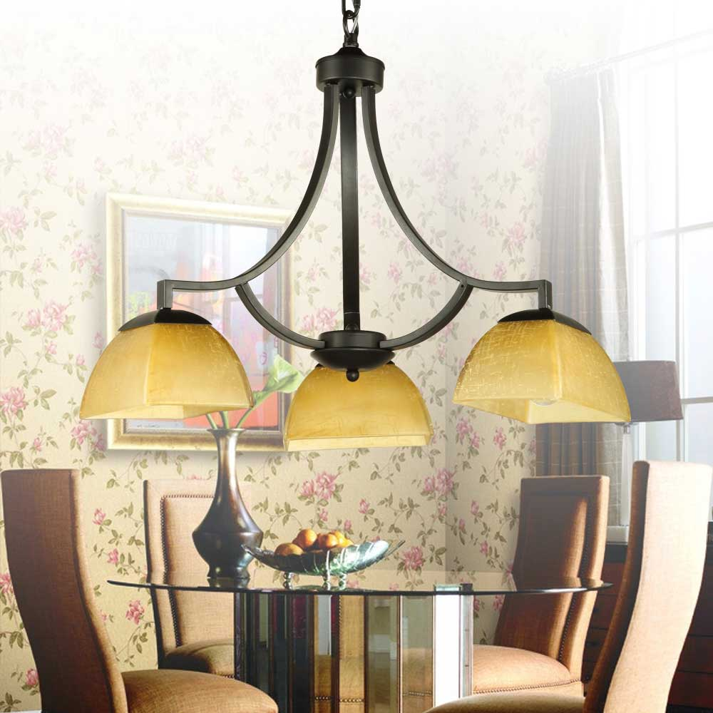 Confronta i prezzi su black glass chandelier   shopping online ...