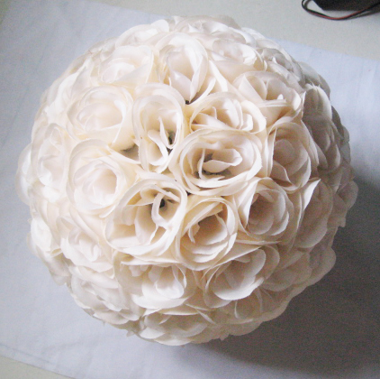 SPR 25cm 15pcs / lot unutarnje plastične poljubac loptu-cvijet loptu - Za blagdane i zabave - Foto 5