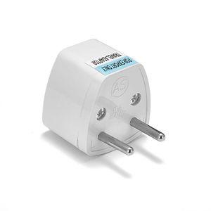 Image 4 - Universal AU UK US To EU Plug Adapter Converter USA Australian To Euro European AC Travel Adapter Power Socket Electric Outlet
