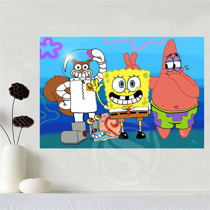 Buy spongebob poster and get free shipping on AliExpress.com