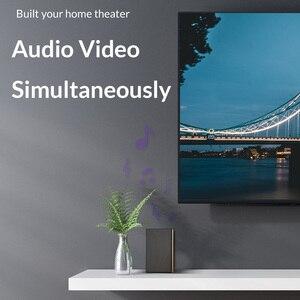 Image 5 - Unnlink Bộ Chia HDMI 1X2 1X4 HDMI2.0 UHD 4K @ 60Hz 18Gbps 4:4:4 HDR HDCP 2.2 3D Cho LED Smart TV Box PS4 Máy Chiếu Khuếch Đại