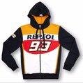 2017 nueva marc marquez 93 moto gp repsol racing motocicleta sudadera con capucha de los hombres sprot sudaderas