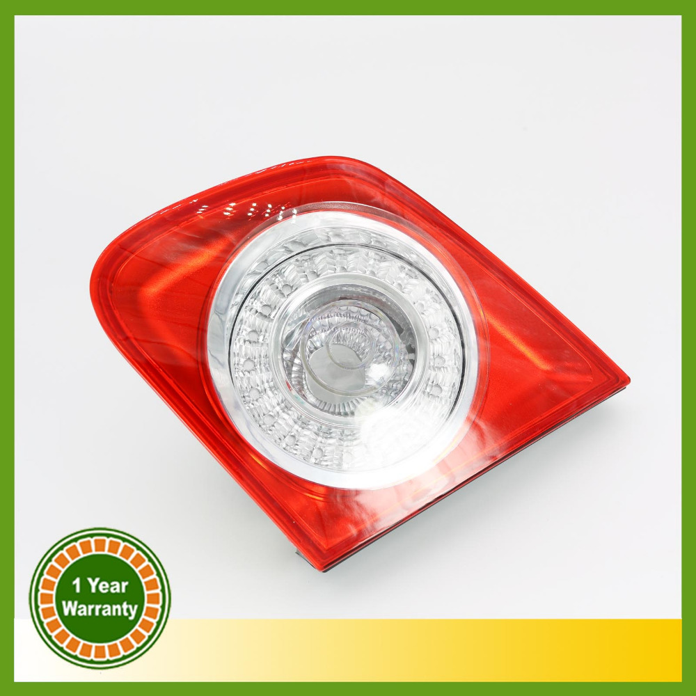 For VW Jetta 5 2005 2006 2007 2008 2009 2010 2011Rear Tail Light Lamp Right Side Inner Left-hand Trafic Only free shipping for skoda octavia sedan a5 2005 2006 2007 2008 left side rear lamp tail light