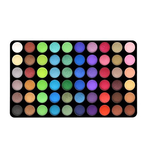 JEYL anti crack and highly pigmented 120 Colors Professional Eye Shadow Palettes