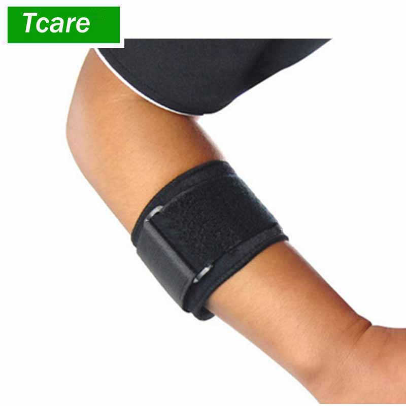 2Pcs/Lot Elbow Strap Support Brace - Medical Grade Tennis & Golfer's Elbow Strap Band - Relieves Tendonitis and Forearm Pain