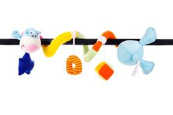Малюсенький 85*13 см детские игрушки кроватки аксессуары Симпатичные Форма яркий Цвет компании младенцев 0- 12 месяцев 13-24 месяцев
