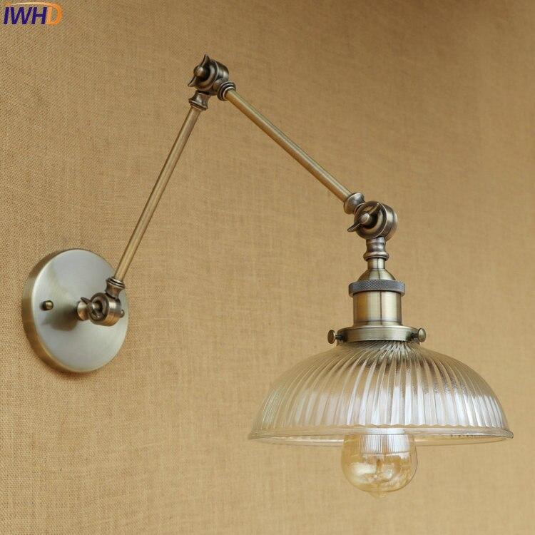 De Parede Arandela Loft Estilo Industrial Iluminação de Parede