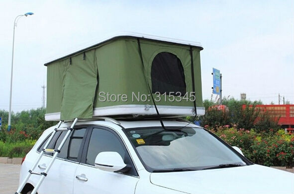 US $2267 99  2018 Camping Car Hard Shell Roof Top Tents For Car& Truck  Camping Car Top Auto Tent 2 3 Person-in Tents from Sports & Entertainment  on