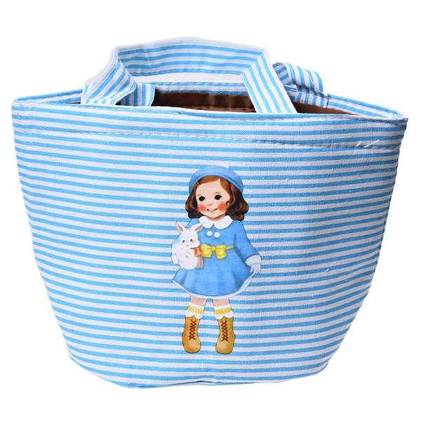 7b8ac8b74ac38 TEXU المحمولة معزول قماش حقيبة الغداء الحرارية الغذاء نزهة الكرتون الطباعة  أكياس الغداء للمرأة صندوق طعام للأطفال حقيبة حمل