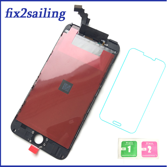 100% Grade AAA LCD Display With Touch Screen Digitizer Assembly Replacement For Apple iPhone 6 Plus Black/White