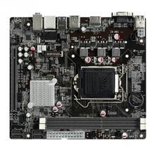 Intel H81 LGA 1150 рабочего Материнская плата ITX гнездо USB2.0 SATA3.0 PCI-E Dual памяти DDR3 i3 i5 i7 процессор оригинальная материнская плата